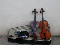 Et violon...