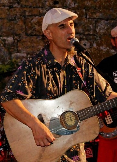 Serge guitare